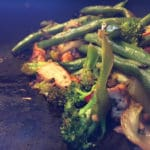 Ginger Garlic Vegetable Stir Fry