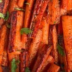 Spicy Carrot and Soy Stir Fry