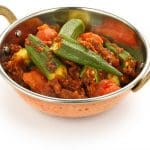 Spicy Okra Curry