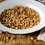 Garlic and Herb Toasted Pine Nuts
