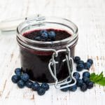 Blueberry Jam Spread