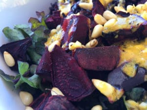 Kale and Beet Salad