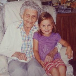 Grandma & Clara