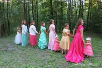 9 Princess Dresses
