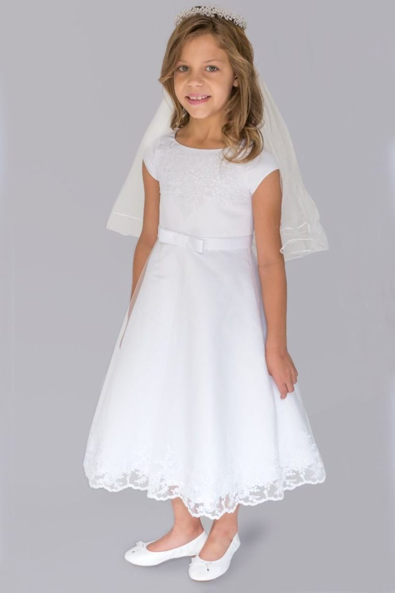 US Angels Communion and Flower Girl dresses at All Brides Beautiful