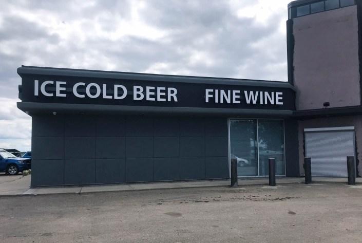 G.M.C. Liquor and carwash in Cold Lake Alberta