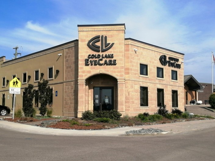 Cold Lake Eye Care-Cold Lake Alberta-Channel letters