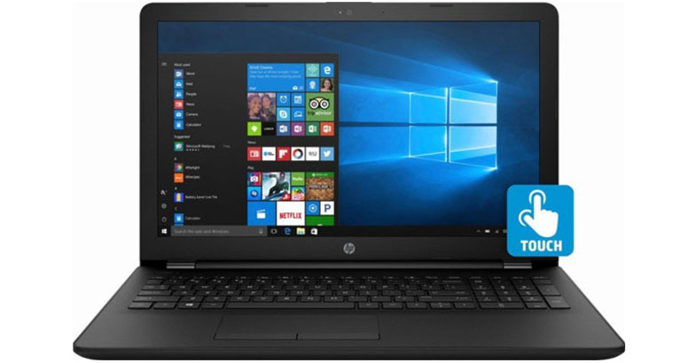 HP Touchscreen Laptop - Best Laptops Under $500