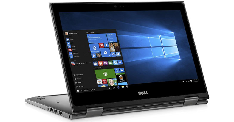 Dell Inspiron 15 5000 - Best 2 In 1 Convertible Touchscreen Laptops For Realtors