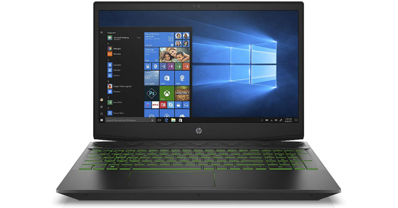 HP Pavilion 15 - Best Gaming Laptops Under 800 Dollars