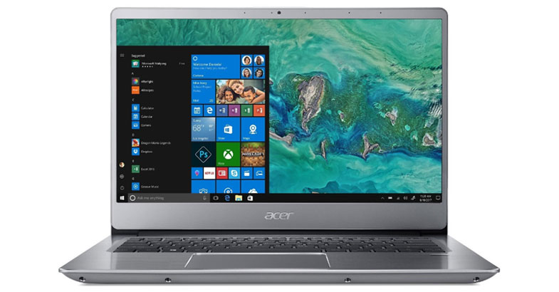 Acer Swift 3 - Best Laptops For Writers On A Budget