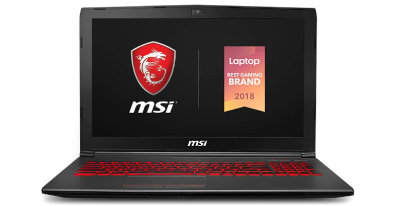 MSI GV62 8RD - Best Laptops For Data Science