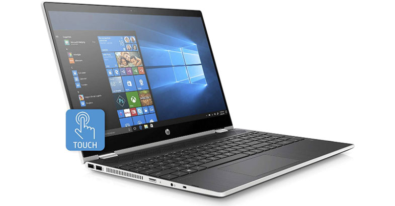 HP Pavilion X360 - Best Laptops For QuickBooks