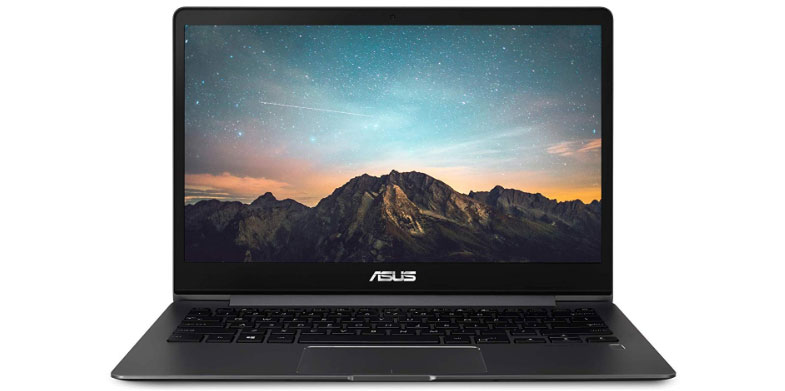 Asus ZenBook 13 - Best Laptops For Real Estate Agents