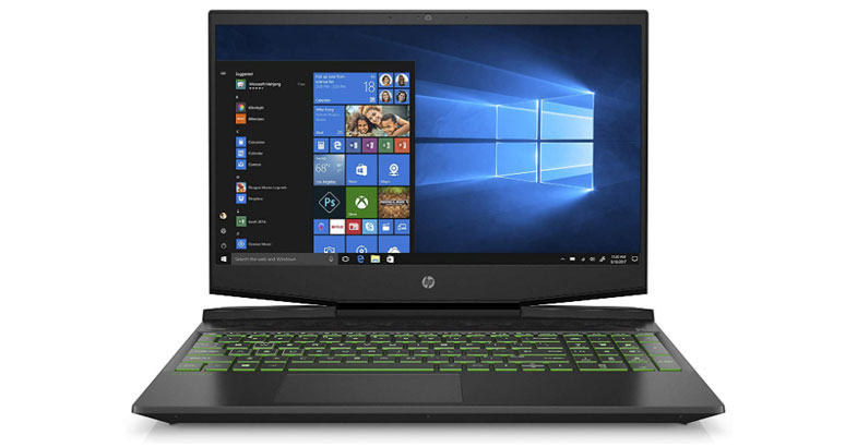 HP Pavilion 15-dk0010nr - Best Intel Core i5 Processor Laptops