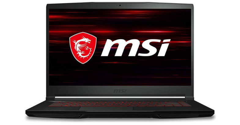 MSI GF65 9SD-004 - Best Laptops For Fusion 360