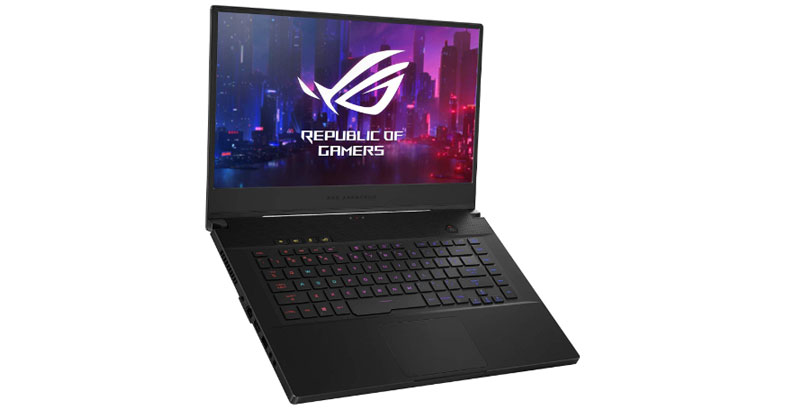 ASUS ROG Zephyrus S - Best Laptops For Fusion 360