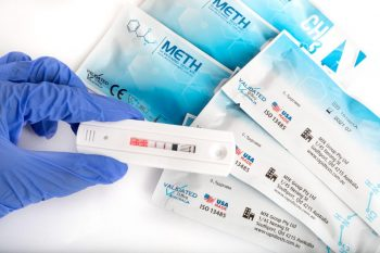 methtest kit