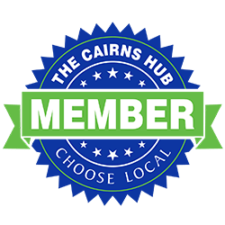 We are a member of The Cairns Hub Business Directory