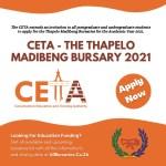 CETA - The Thapelo Madibeng Bursary