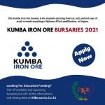 Kumba Iron Ore Bursary