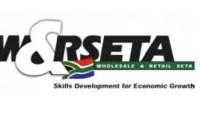 Wholesale and Retail Sector Education and Training Authority/ W&RSETA Bursary
