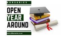 Bursaries Open All Year Round 2019 - 2020