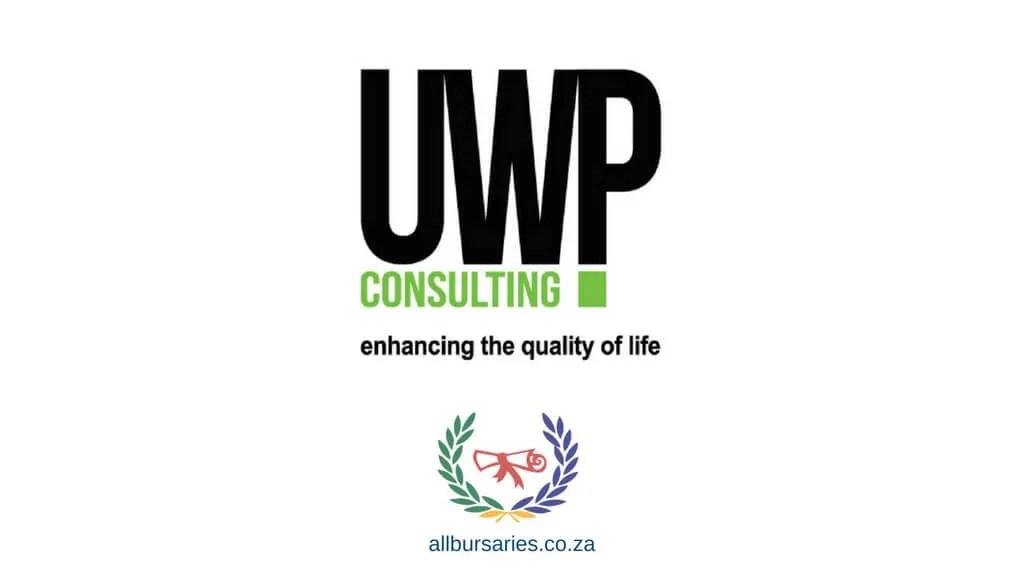 UWP Consulting Bursary 2020 – 2021