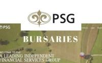PSG Bursary Online Application Process