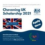 Chevening UK Scholarship