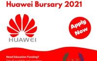 Huawei Bursary