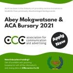 Abey Mokgwatsane & ACA Bursary