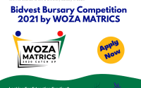 Bidvest Bursaries 2021 by WOZA Matrics