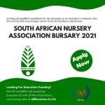 South African Nursery Association Bursaries