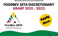 FoodBev SETA DISCRETIONARY Grant 2021