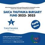SAICA Thuthuka Bursary Fund