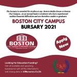 The Boston City Campus Bursary Programme