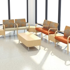 Waiting Room Chairs J6 Power Chair Furnishings Virginia Maryland Dc All