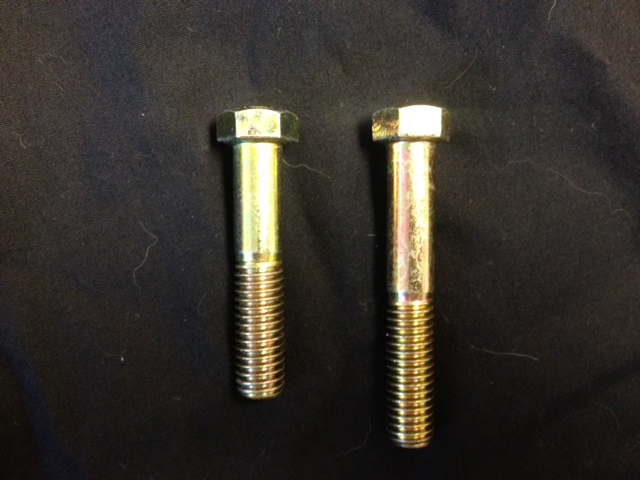 Flat-head-bolts