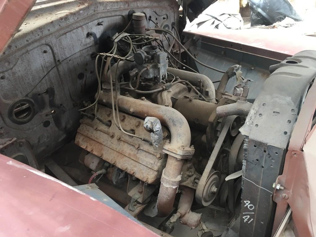 1941 Cadillac Series 62 Convertible