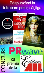 Concurs Editura ALL - PR Wave