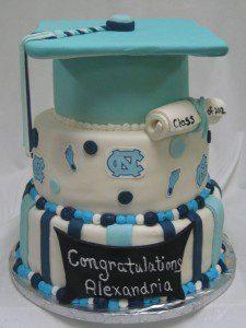 wegmans graduation cake