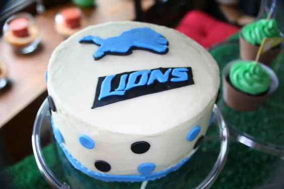 NFL Football Birthday Cakes Cupcakes For Your Favorite