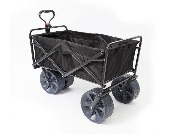 Folding Wagon - 3 Heavy Duty