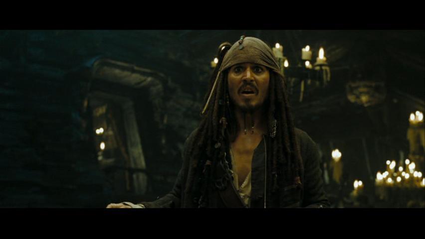 all captain jack sparrow