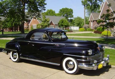 1948 Chrysler Business Coupe