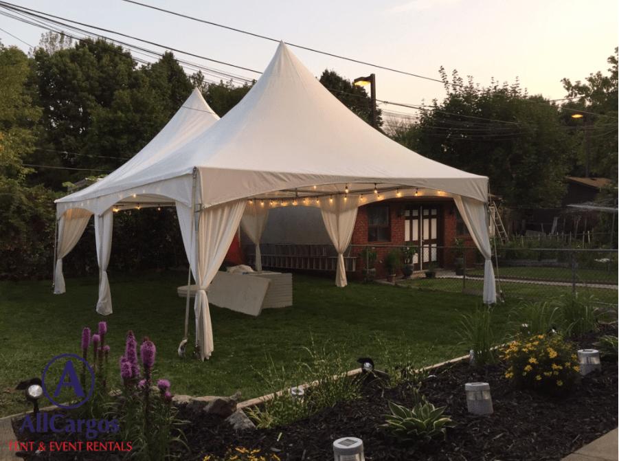 Frame Tent Rental Allcargos Tent Event Rentals Inc