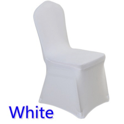 Where To Buy Chair Covers In Toronto Sleeper Chairs South Africa White Fitted Cover Allcargos Tent Event Rentals Inc