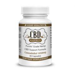 cbd essence capsules review by allcbdoilbenefits.com