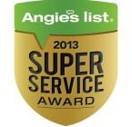 SuperServiceAward 2013